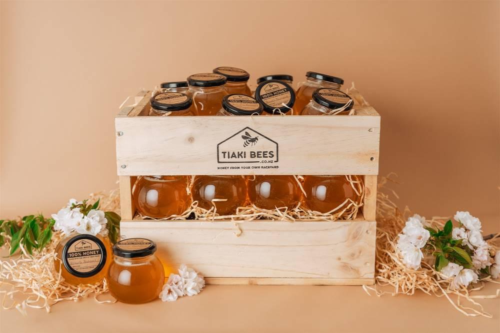 Tiaki Bees Honey