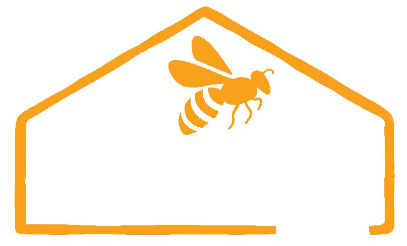Tiaki Bees Logo